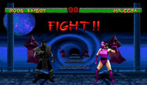 The Portal (MKII) (Sega Genesis)