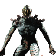 Reptile Render Kraken MKX