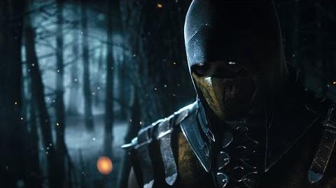 Who's Next? - Official Mortal Kombat X Announce Trailer