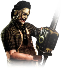 Leatherface MKX Render