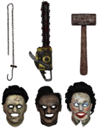 Leatherfaceaccessories
