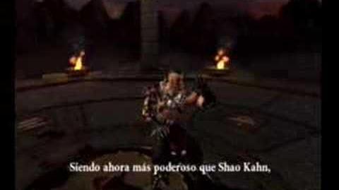 Final de Reiko en MK Armageddon mortal-kombat