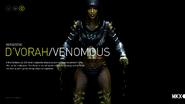 MKX Dvorah Venomous