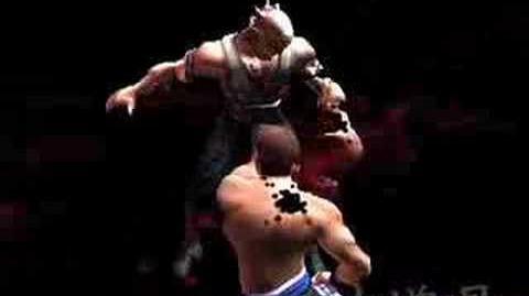 Mortal Kombat Shaolin Monks Johnny Cage's Fatality