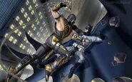 Scorpion vs Batman