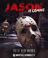 Jason Is Coming