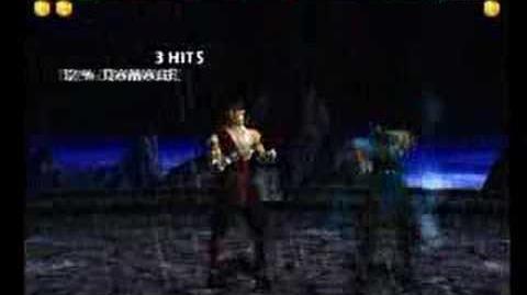 Mortal Kombat Kai Trading Card