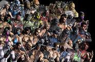 Mortal kombat by sblister-d3csian