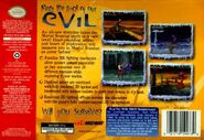 MKM N64 Cover back