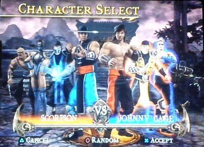 MK Shaolin Monks s