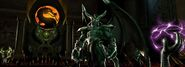 Mortal Kombat Deception Loading Screen Image Onaga Dragon King 2