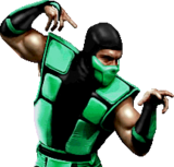 Reptile (UMK3)