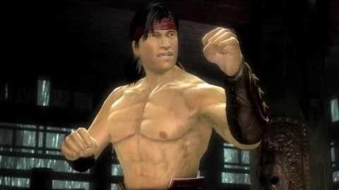Mortal Kombat 9 'Liu Kang Gameplay Trailer' TRUE-HD QUALITY