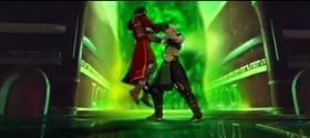 Shang Tsung VS Quan Chi