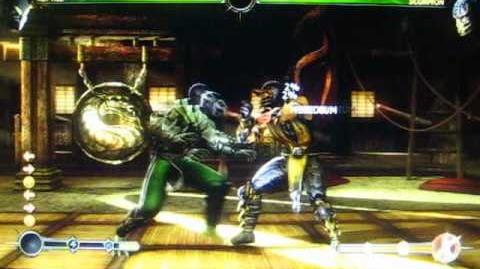 MK9 - New Patch changes
