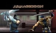 Sub-Zero vs Scorpion mka