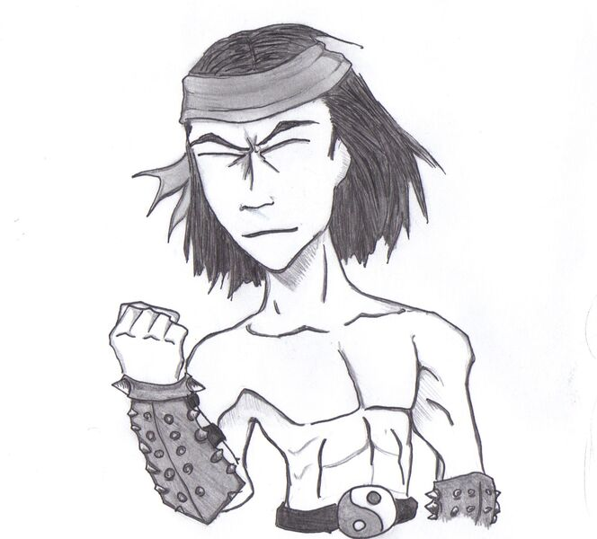 Imagen - Liu Kang Dam.jpg   Mortal Kombat   FANDOM powered by Wikia