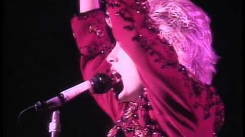 Madonna - La Isla Bonita (Live In Concert Ciao Italia).HD-0
