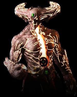 Shinnok Alternate Form (MKX) render