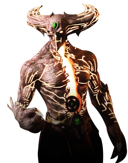 Corrupted Shinnok | Mortal Kombat | FANDOM powered by Wikia