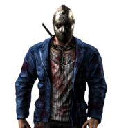 Jason Render MKXL Halloween