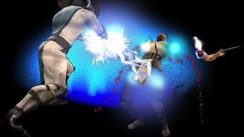 Mortal Kombat - Raiden Vignette