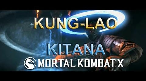 Mortal Kombat X - Kung Lao and Kitana REVEALED