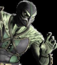 Versus Reptile (MK9)