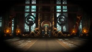 Throne Room MK9