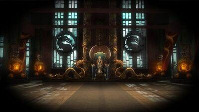 Throne Room MK9
