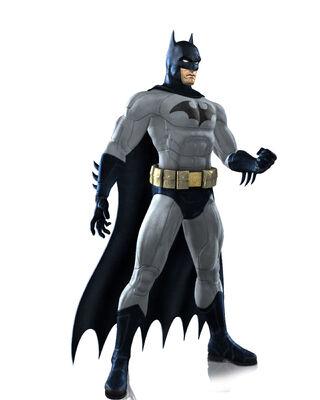Batman white