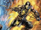 Mortal Kombat X (Comics)