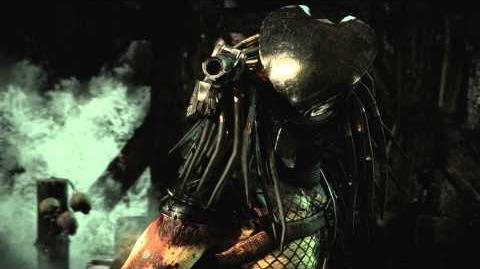 Mortal Kombat X Official Predator Trailer-0