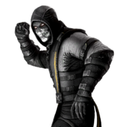 Mortal kombat x ios scorpion render 10 by wyruzzah-daqz6x8
