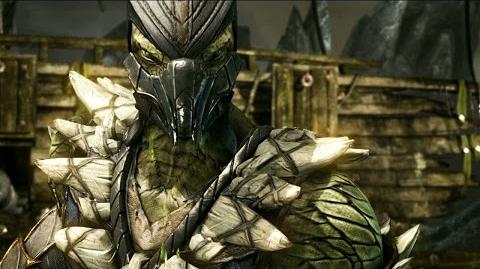 Mortal Kombat X Reptile Revealed-0