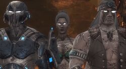 MK9 Zombies CSZ Jade Nightwolf