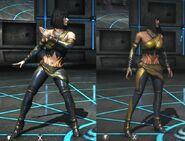 Story Tanya and DLC Tanya