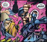 Scorpion vs Sub-Zero comics