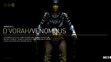 Dvorah-mkx-venomous