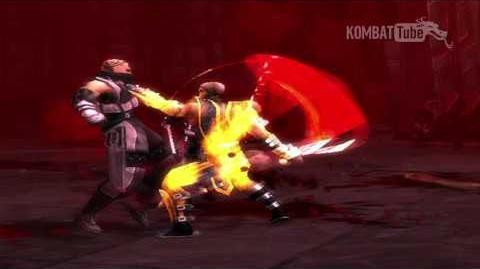 MK SM Scorpion Brutality