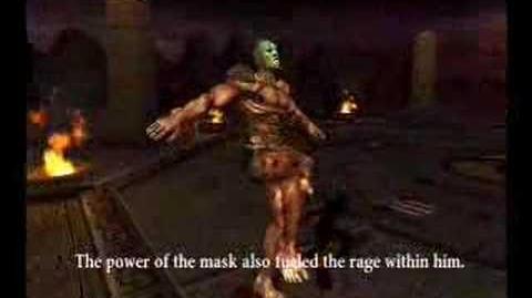 Mortal Kombat Armageddon Drahmin Ending