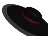 Sombrero de Kung Lao
