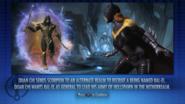 Injustice star labs scorpion