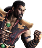 Versus Shang Tsung (MK9)