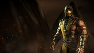 MKX Scorpion Official Render