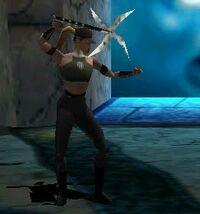 Sonya's Weapon