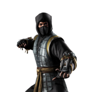 Mortal kombat x ios shirai ryu render by wyruzzah-d8p0peb