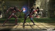 MK (2011) Sektor vs Kung Lao