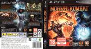 Mortal Kombat (2011) Cover PS3