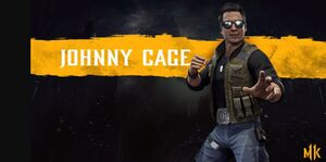 Johnny Cage Mk11